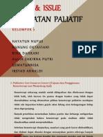 Ppt Trend & Issue Perawatan Paliatif