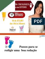 Helaine Aulão de Redação.