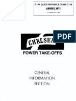 Power Take Offs General Information Guide P-73b