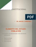 Clase Derecho Constitucional Nancy Correa