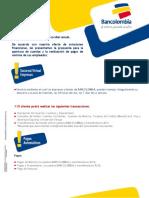 Propuesta Integral Bancolombia Adq