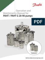 Danfoss Paht- Paht g20- 90 Pump