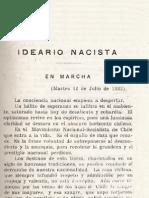 Ideario nacista
