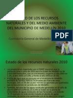 Contraloria Estado de Los Recursos Naturales 2010