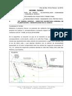 Informe Técnico - Zañartu