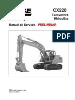 CX220 Servico LAS