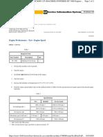 320c & 320c l Excavators Amc00001-Up (Machine) Powered by 3066 Engine(... Page 1 of 2