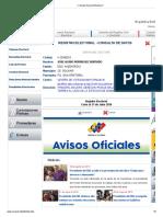 __ Consejo Nacional Electoral __ Chelo