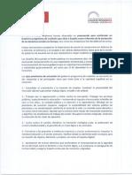 Preacord de PSOE i Unides Podem