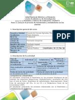 Guía de actividades y rúbrica de evaluación - Paso 3 - Conocer el proceso de fotosíntesis y metabolismo en las plantas.docx