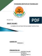 Smart Helmet Project