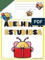 Abelhinha Estudiosa Versão 2 (1) (3) Sueli