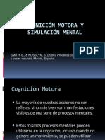 Cognición Motora y Simulación Mental