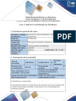 Guia de actividades y rubrica de evaluación Fase 4 - Aplicar la metodología de Checkland