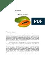 Ejemplos de Produccion de Alogamas y Autogamas