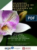 ENCUENTRO LATINOAMERICANO DE PERIODISTAS Y COMUNICADORES DE CIENCIA