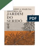 UM PASSO A MAIS NA HISTÓRIA DE JARDIM DO SERIDÓ