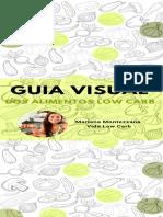 Guia visual low carb