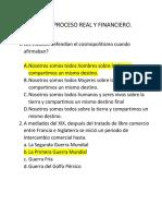 Globalizacion Proceso Real y Financiero