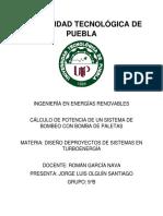 Proyecto Sistema de Bombeo Jorge Luis Olguin Santiago