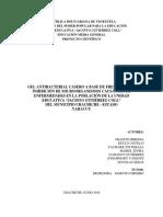 Proyecto Científico Gel Antibacterial