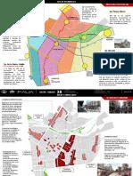 Planos de Areas de Intervencion Avace Nich