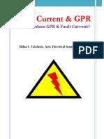 Fault Current & Gpr