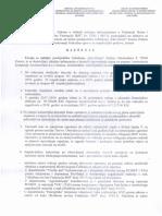 Informacija o inspekcijskim nadzorima 2017-2019