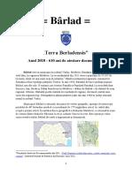 Barlad - Terra Berladensis