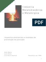 industria metalomecanica e metalurgica