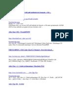 Phd Recherche