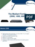 Mediant Famil