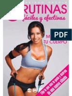 25 Rutinas Fáciles y Efectivas_ Para Modelar Tu Cuerpo (Colección Más Bienestar) (Spanish Edition) - Mariano Orzola