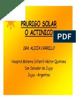 Carrillo Patologias Regionales Prurigo Solar