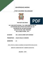 """""""EL CLIMA INSTITUCIONAL Y EL CUMPLIMIENTO DE LAS _NILDA.doc"""