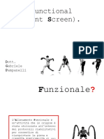 Pampanelli-functional Movement Screen