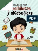 Cuadernillo Para Presilabicos y Silabicos