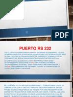 Puerto r232