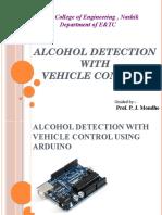 325893604 Alcohol Detection Vehicle Control