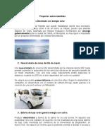 Proyectos innovadores ecológicos