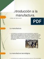 Introducción a La Manufactura 1