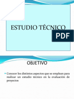 Clase de Estudio Técnico3