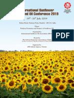 Conference details sunflower