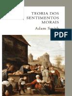 Adam Smith - Teoria Dos Sentimentos Morais