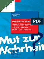 2014 Andreas Kemper - Keimzelle Der Nation – Teil 1