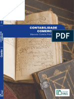 Livro - Contabilidade Comercial