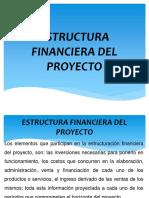 Clase de Estructura Financiera Del Proyecto