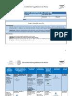 Planeación Didáctica 2019 Contabilidad Administrativa UNIDAD DOS