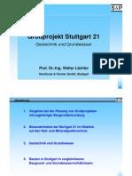 Stuttgart 21 Schlichtung - [6] 2010-11-20 - Walter Lächler