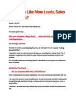 Would You Like More Leads_Web Landing Page